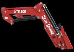Metal Technik CHARGEUR FRONTAL MTS 900