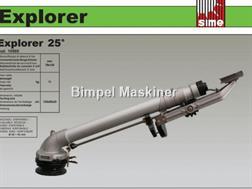 Divers SIME - Ranger / Reflex / Explorer