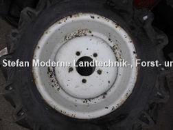 Continental Räder 10.0/75-15.3 zu Aebi TT80