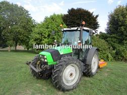 Deutz-Fahr Agrofarm TTV 420