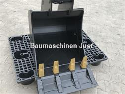 Takeuchi Baggerlöffel 5,0-6,0 to Tiefenlöffel Ms03