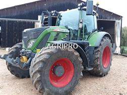 Fendt 720 PROFI PLUS GPS