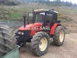 Same Tracteur agricole Explorer II 90 Same