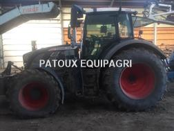 Fendt 716 BLACKEDITION