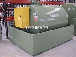 Techmagri PROMO Cuve carburant GNR,3000L