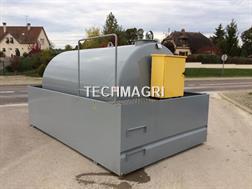 Techmagri PROMO Cuve carburant GNR, 9000L
