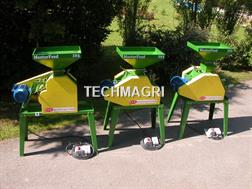 Techmagri MASTERFEED 3 rouleaux 7.5CV