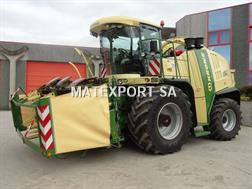 Krone BIG X 600 4RM + EASY COLLECT 753