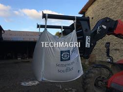 Techmagri Porte BIG BAG CAP-GE 2T5