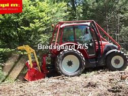 Seppi Mini-Forst 125 Snild og stærk kvalitets - maskine