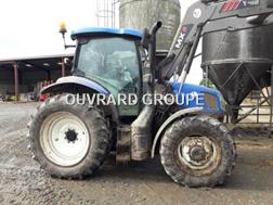New Holland T6-120E