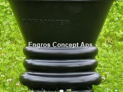 Zunhammer NW 250 Gummitragt Biogas / Gylle
