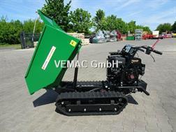 Divers Kettendumper GEO MD500 500kg Dumper Minidumper Mot