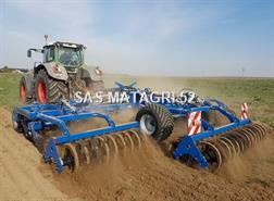 Agrimat SAS MATAGRI 52 GOLIATH BTH600