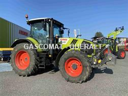 Claas ARION 610 CIS CMATIC