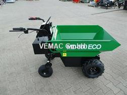 Divers Dumper Elektro GEO MD500-ECO 500kg Minidumper Schu