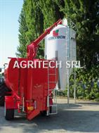 AGRITECH CITERNES A CHARIOT MOD. AG