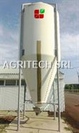 AGRITECH SILO POLYESTER AVEC COUTURE VERTICALE MOD SIV12