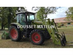 Claas ARES 547 ATX