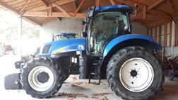 New Holland Tracteur New Holland T6070 RC