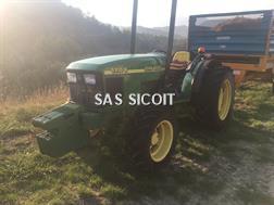 John Deere Tracteur fruitier 5510 N John Deere