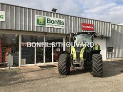 Claas ARION 640 CEBIS T4