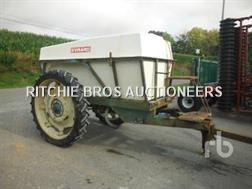 Evrard 3000 Litre S/A Water