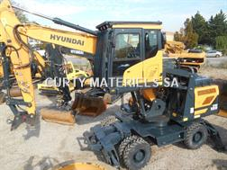 Hyundai heavy industries HW180