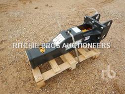 Mustang HM100 Marteau Hydraulique Hydraulic