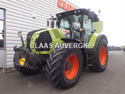 Claas ARION 640 CEBIS & BATI QUICK