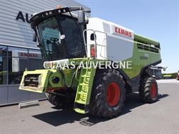Claas LEXION 750 4RM RIZ & VARIO 770