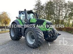 Deutz-Fahr AGROTRON TTV934 4WD Agricultural Tractor