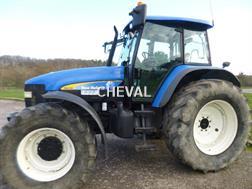 New Holland TM 155