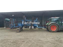 Rabewerk Konigsalder K42/660 + roto herse + semoir