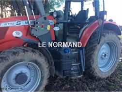 Massey Ferguson MF6712S NEW