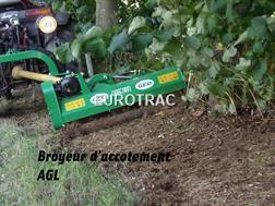 Boxer BROYEUR D'ACCOTEMENT AGL 185