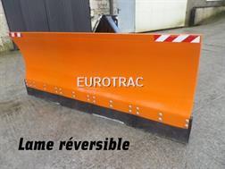 Eurotrac LAME DENEIGEMENT REVERSIBLE 220