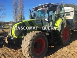 Claas ARION 650 T4F CEBIS