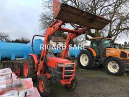 Kubota Tracteur agricole L4100HST Kubota