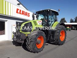 Claas AXION 850 CMATIC