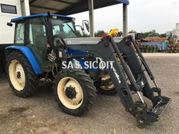New Holland Tracteur agricole TL90A . New Holland