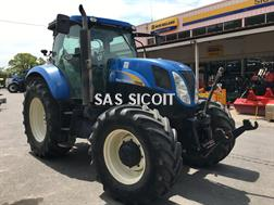 New Holland Tracteur agricole T 6080 ACTIVE POWER COMMAND New