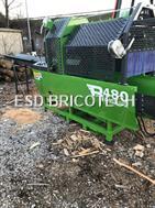 Roltrac Combiné à bois ROLTRAC 480 Pro Rapid