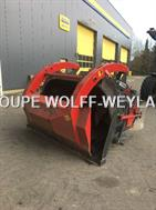 Van Lengerich Godet mélangeur vertical VDW 240