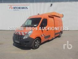 Renault MASTER 125 DCI Camion Atelier