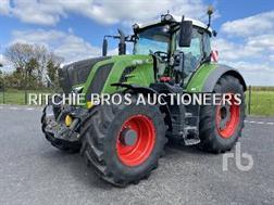 Fendt 826 PROFI PLUS 4WD Agricultural Tractor