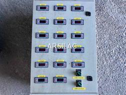 ARSILAC - [V.E ]- Coffret de régulation - 18 cuves