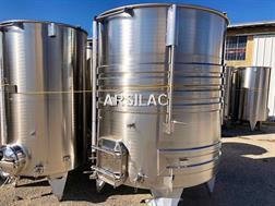 ARSILAC - NEUF - Cuve inox 304 - 40 HL