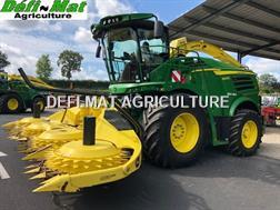 John Deere 8400 i Pro Drive