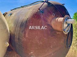 ARSILAC - Cuve fibre - 265 HL